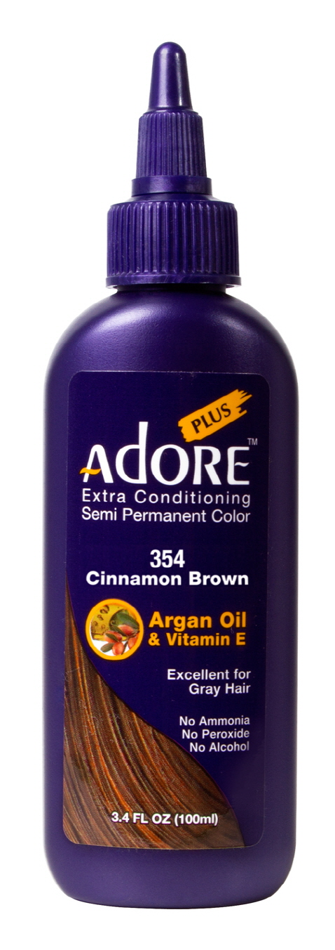 Adore Plus 354-Cinnamon Brown