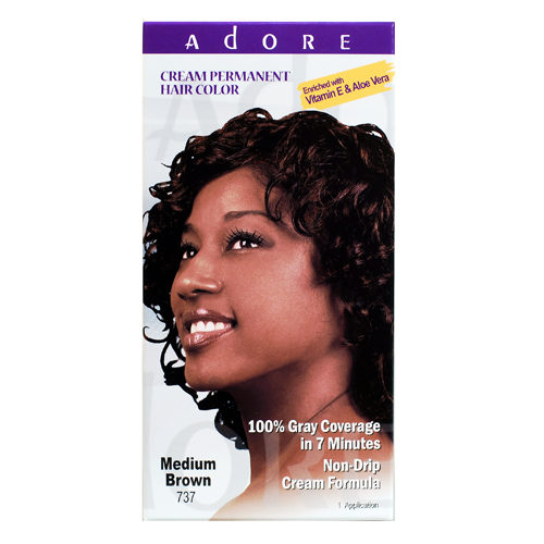 Adore Permanent 737-Medium Brown