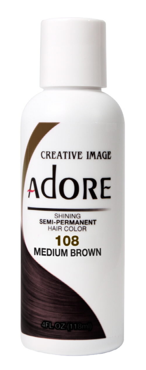 Adore 108-Medium Brown (Discontinued)