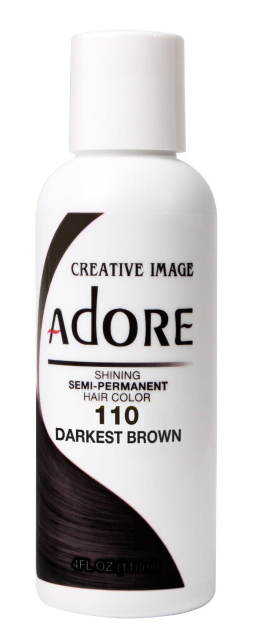 Adore 110-Darkest Brown