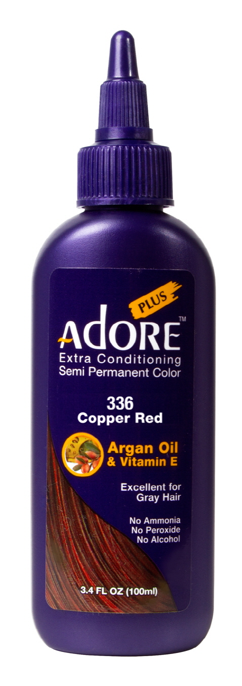 Adore Plus 336-Copper Red