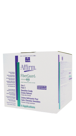 Affirm Fiberguard Sensitive Scalp Relaxer (9Pack)