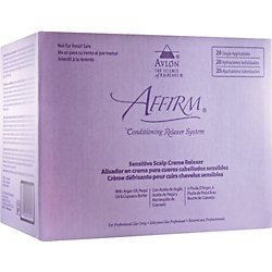 Affirm Sensitive Scalp Relaxer Kit(20Pack)